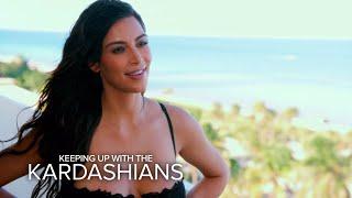 KUWTK | Kim Kardashian West Grills Khloé on Her New Crew | E!