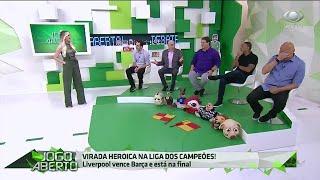 Jogo Aberto - 08/05/2019 - Debate