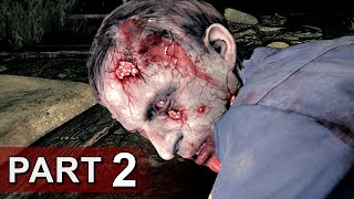 The Evil Within - Walkthrough Part 2 - Chapter 2 (悪夢 -AKUMU-)