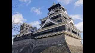 日本のお城 トップテン ランキング 2015年 Top 10 Castles in Japan