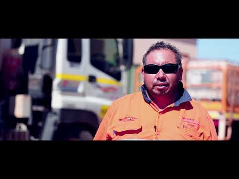 Meet Veolia ANZ. Port Hedland.
