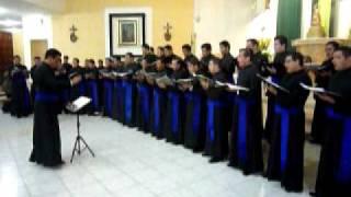 13 Misa de Requiem, Introito - Kyrie, L. Perosí 2. Schola Cantorum del Seminario de Guadalajara.