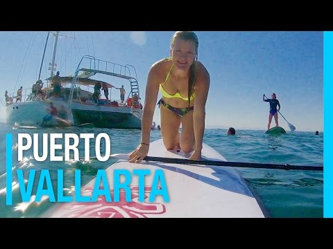 TOP THINGS TO DO IN PUERTO VALLARTA | ALLY CAT SAILING ADVENTURES  | EP 42 TRAVEL VLOG MEXICO