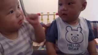 今日は近所に住む中国人のママとbabyが遊びに来てくれました。 babyの名...