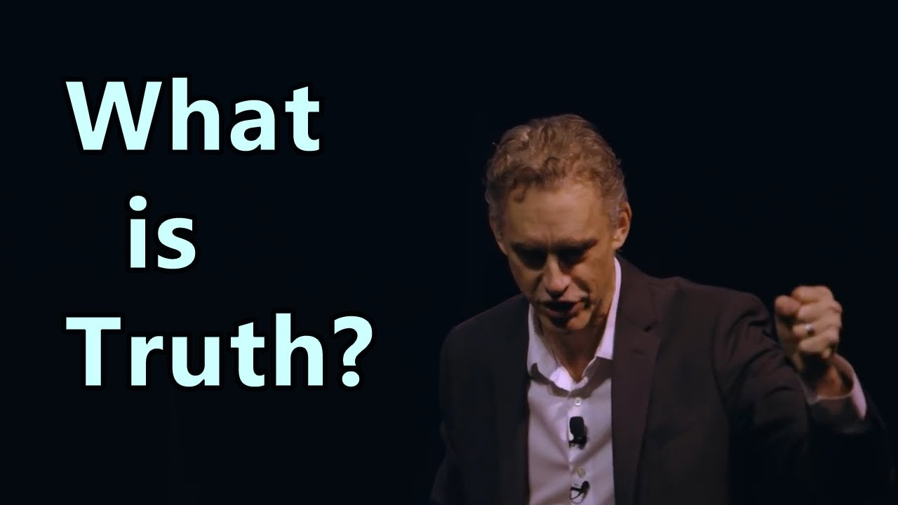 4562cc997e2 Nietzsche and Dr. Jordan Peterson - What is Truth  - YouTube