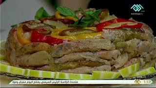 أكلة أمي الحلقة الكاملة 22-11-2020 حواوشي ميني لحمة وشوربة خضار صيامي
