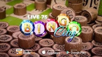 Bingo City 75 + Slots & Poker