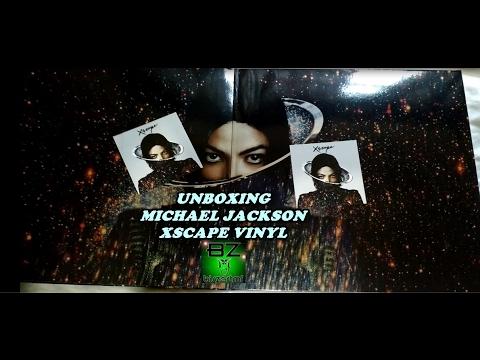 Unboxing Michael Jackson Xscape Vinyl