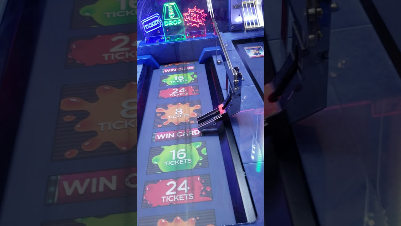 This Is The 2nd Best Game For Tickets At Dave And Busters