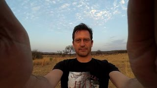 Doornfontein Farm near Ventersdorp and some fun flying with the CX 20
