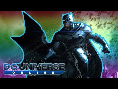 DC Universe Online Playing on PS4 as NosisTheGod Quantum DPS with Viewers Livestream!
