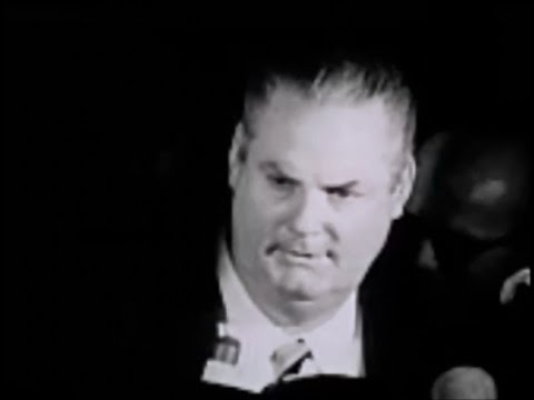 March 8, 1964 - Attorney Joe Tonahill assigned to defend Jack Ruby at Sanity Trial