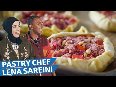 Chef Marcus Samuelsson Visits Detroit's Most Exciting Young Pastry Chef —No Passport Required