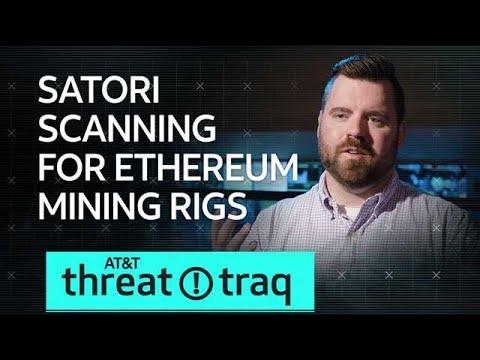 5/24/18 Satori scanning for Etherium mining rigs | AT&T ThreatTraq