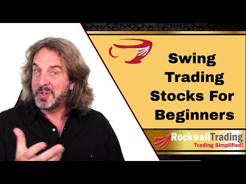 Swing Trading Stocks For Beginners  – Here's how to do it