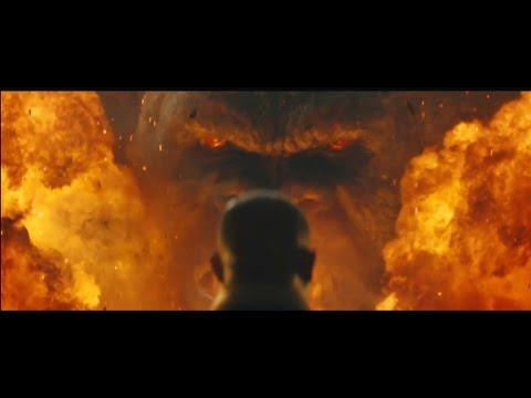 映画『キングコング:髑髏島の巨神』日本版予告編【HD】2017年3月25日公開