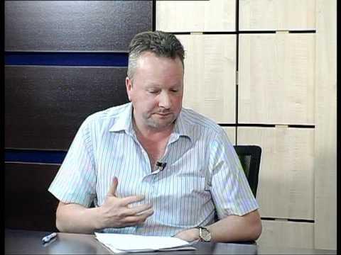 Diego Beltrán entrevista a Keith Rule - TELEVISIÓN HELLÍN