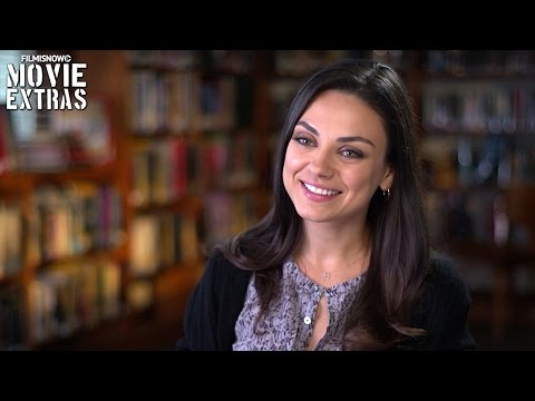 Bad Moms | On-set with Mila Kunis 'Amy' [Interview]