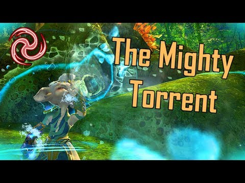"Guild Wars 2  - ""The Mighty Torrent"" l Tempest PvE Support Build & Gameplay l thumbnail"