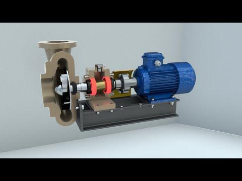 Как работает центробежный насос? Основные типы конструкций центробежных насосов