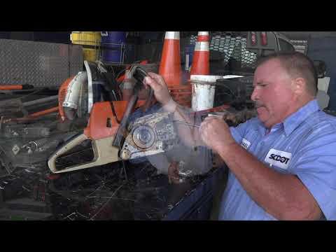 SCDOT Crews Prepare for Hurricane Michael
