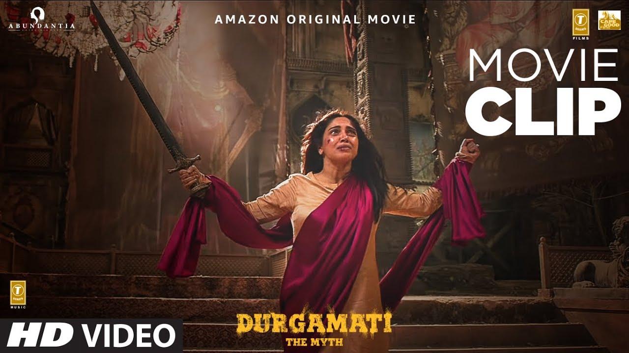 Chanchal Chuahan Ya Durgamati | Durgamati Movie Clips | Bhumi Pednekar, Arshad Warsi, Mahie Gill