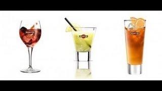Три коктейля с вермутом от Джейми Оливера и Джузеппе Галло