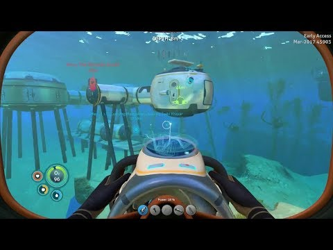Subnautica Live Stream - Relaxing in the Ocean