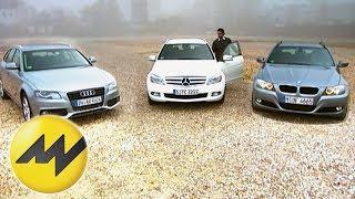 Der Kombi-Vergleich: Audi A4 Avant vs. BMW 3er Touring &