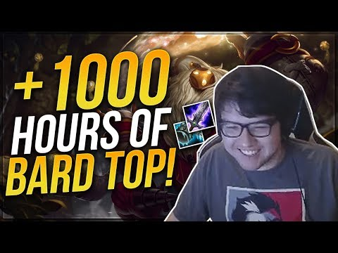 DYRUS • 1000 HOURS OF BARD TOP EXPERIENCE