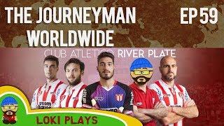FM18 - Journeyman Worldwide - EP59 - River Plate Uruguay - Football Manager 2018