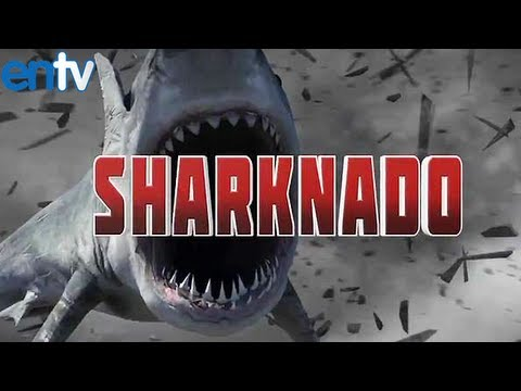 'Sharknado,' an inside joke that became a hit TV movie franchise, is ...