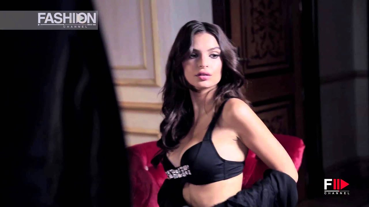 Download EMILY RATAJKOWSKI for YAMAMAY Backstage Christmas Collection by Fashion Channel