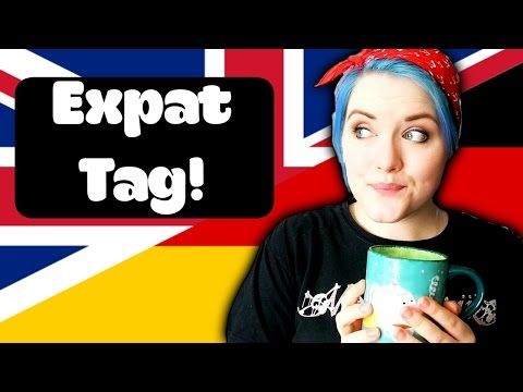 Brit Living In Germany // Expat Tag! // ¦ The Corner of Craft