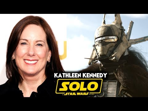 Star Wars! Kathleen Kennedy Changed Villain For This Reason (Solo A Star Wars Story)