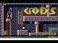 GODS World 1 Level 1 - 720p 60fps PC Gameplay Includes the Hidden Secrets.
