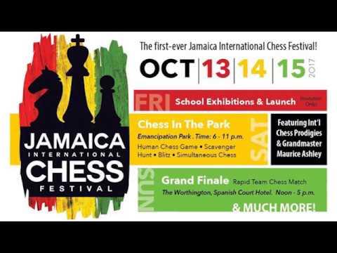 RAPID TEAM CHESS MATCH ROUND 3 - JAMAICA INTERNATIONAL CHESS FESTIVAL
