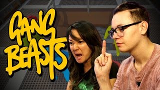 Gang Beasts War at E3 2015!