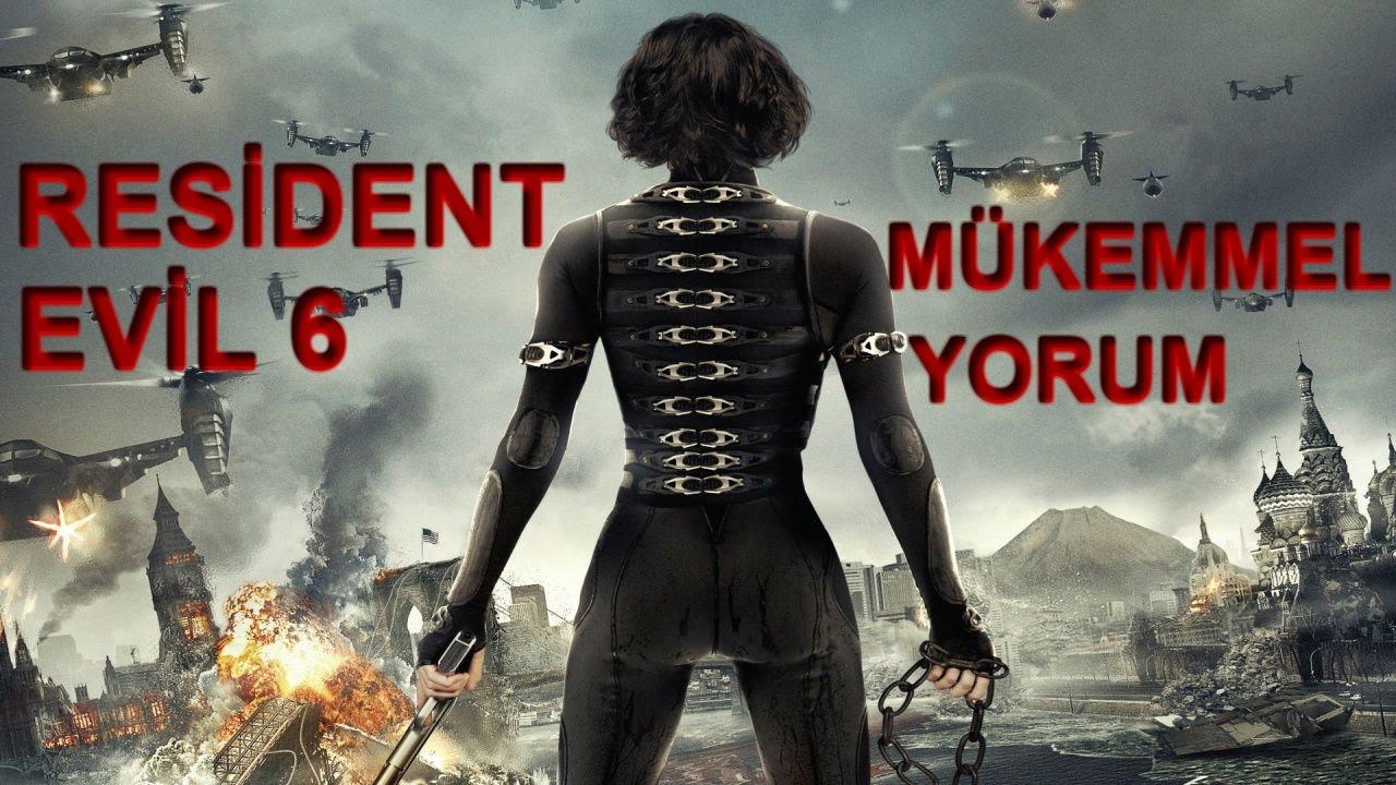 Resident Evil 6 Film Besetzung