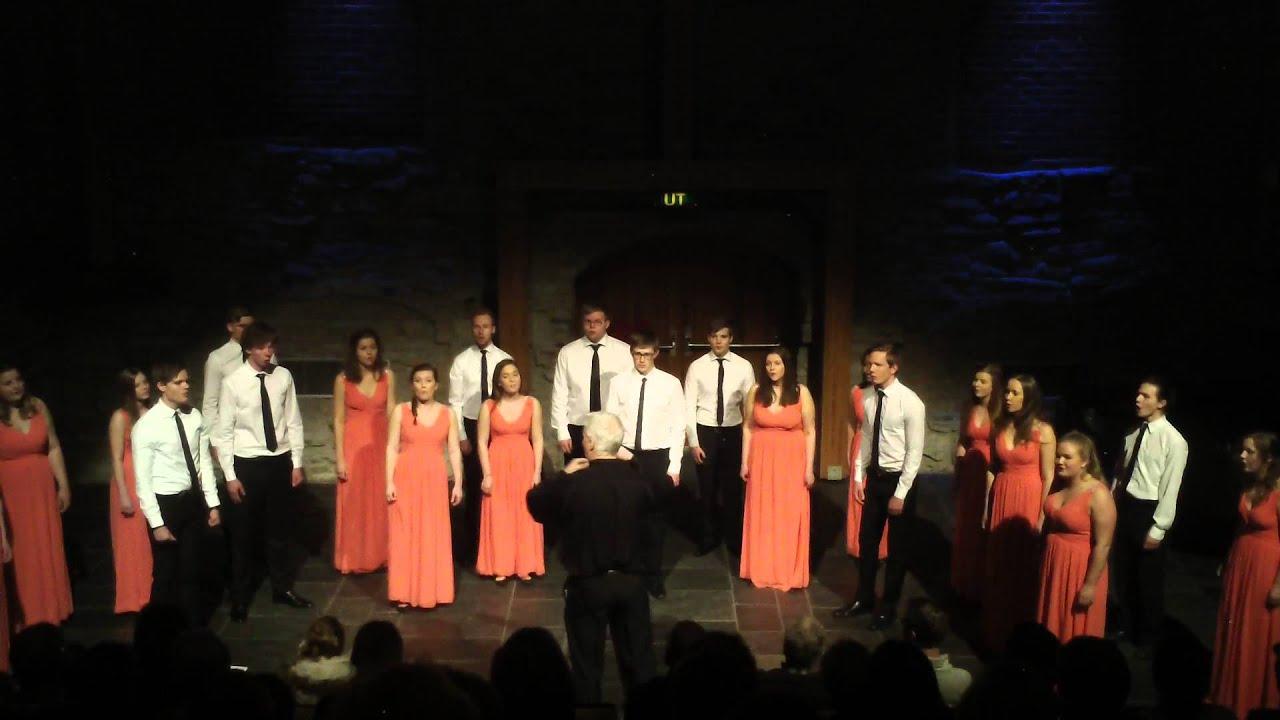 Defrost Youth Choir - Telemarkspringar - Norwegian folk ...