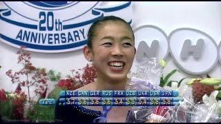[HD] 村主章枝 Fumie Suguri トッカータとフーガ, G線上のアリア 1998 NHK Trophy - Free Skating 村主章枝 検索動画 24