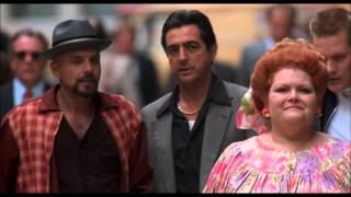 Хрупкая женщина — «Младенец на прогулке, или Ползком от гангстеров» (1994) сцена 3/10 HD