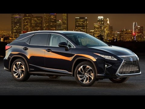 2016 Lexus Rx 450h Review Rendered Price Specs Release Date