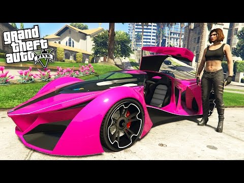 BUYING A NEW CAR!! (GTA 5 Online)