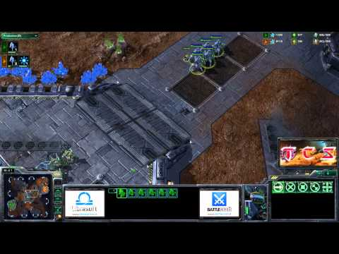 TCS #89: [ZvZ] DeViL vs BLY + [PvP] TAiLS vs Fraer - StarCraft 2 ita