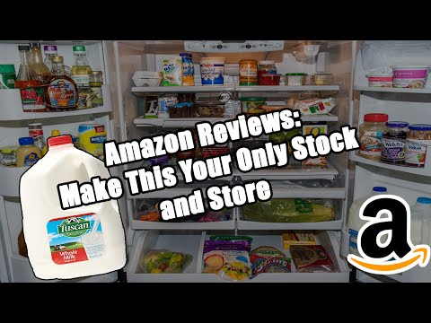 Amazon Reviews: Make This Your Only Stock and Store