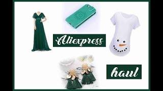 Aliexpress HAUL | nákupy Aliexpress | oblečení, doplňky