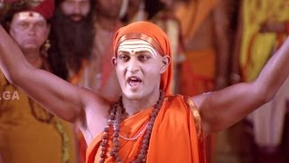 Jagadguru Adi Sankara Songs - Omkaram  - Kaushik Babu, Mohan Babu, Srihari - Full HD