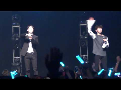 SHINee Fanmeet in Chicago- 'Hello'
