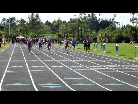girl 100m
